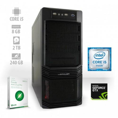 Osebni računalnik ANNI GAMER Advanced / i5-6400 / GTX 950 / SSD / PF7