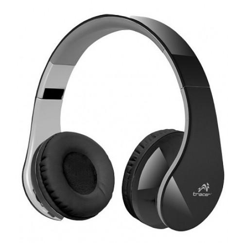 Slušalke Tracer Mobile bluetooth, črne
