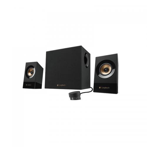 Zvočniki LOGITECH Z533 2.1 120 W črni