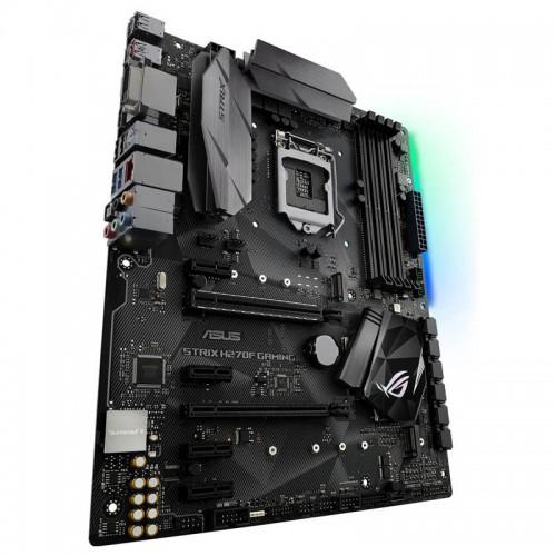 Matična plošča ASUS ROG STRIX H270F GAMING LGA1151 ATX DDR4