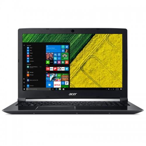 "Prenosnik Acer Aspire 7 A715-71G-73GM 39,6cm (15,6"") FHD i7-7700HQ 8GB 128GB SSD +1TB GTX 1050"