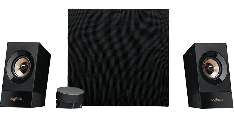 zvočniki LOGITECH Z533 120 W črni
